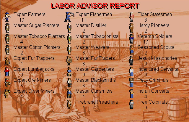 Labor Screen Advisor