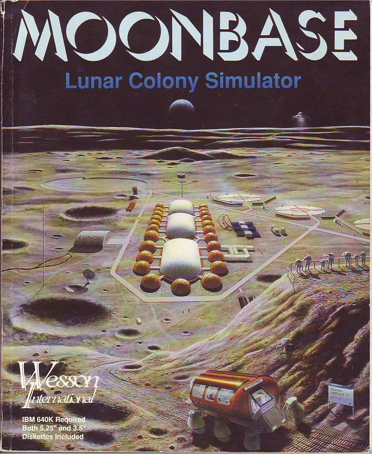 Moonbase Manual Cover