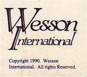 Wesson International Logo